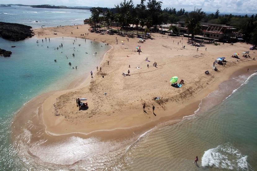 La Playa Puerto Nuevo en Vega Baja había recibido, por primera vez, dicha distinción en el 2018. (GFR Media)