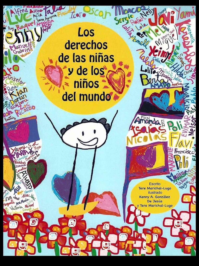 Marichal escribió el libro y lo ilustró junto a su nieto, Kenny A. González De Jesús. (Suministrada)