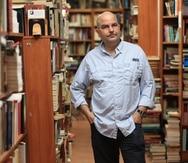 9 de mayo del 2017R'o Piedras, Puerto RicoLibrer'a M‡gicaEntrevista con el escritor Eduardo Lalo con motivo de su nuevo libro IntemperieTERESA.CANINO@GFRMEDIA.COM