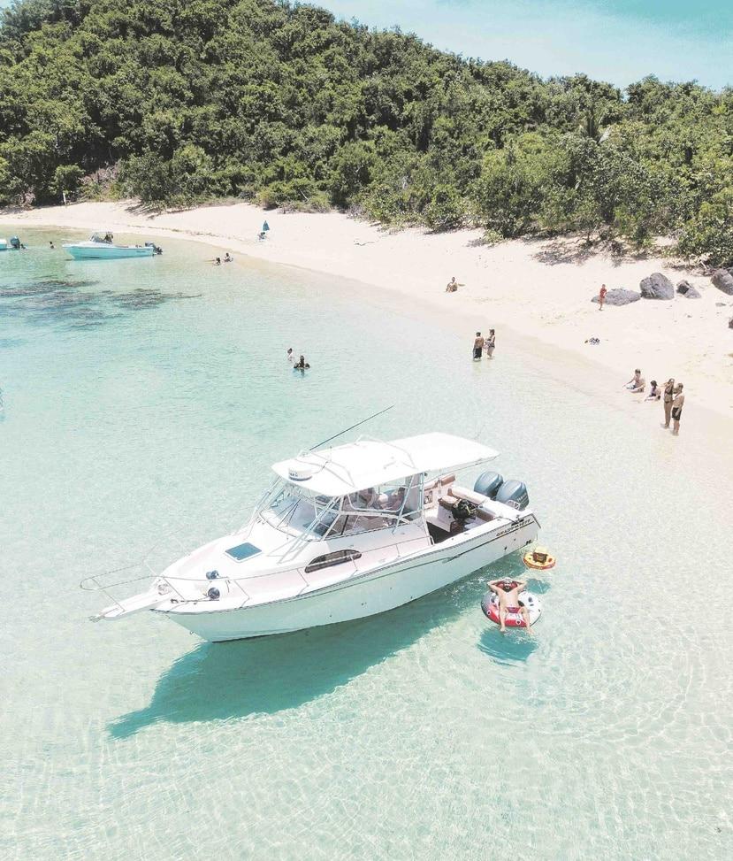 Las clases preparan a los estudiantes para obtener su licencia de navegación vitalicia para operar embarcaciones hasta 65 pies de eslora y motoras acuáticas. (GFR Media)