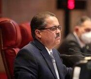 José Luis Dalmau Santiago se mostró confiado en que llevará a término la reorganización del PPD, contrario a lo ocurrido en otras presidencias.