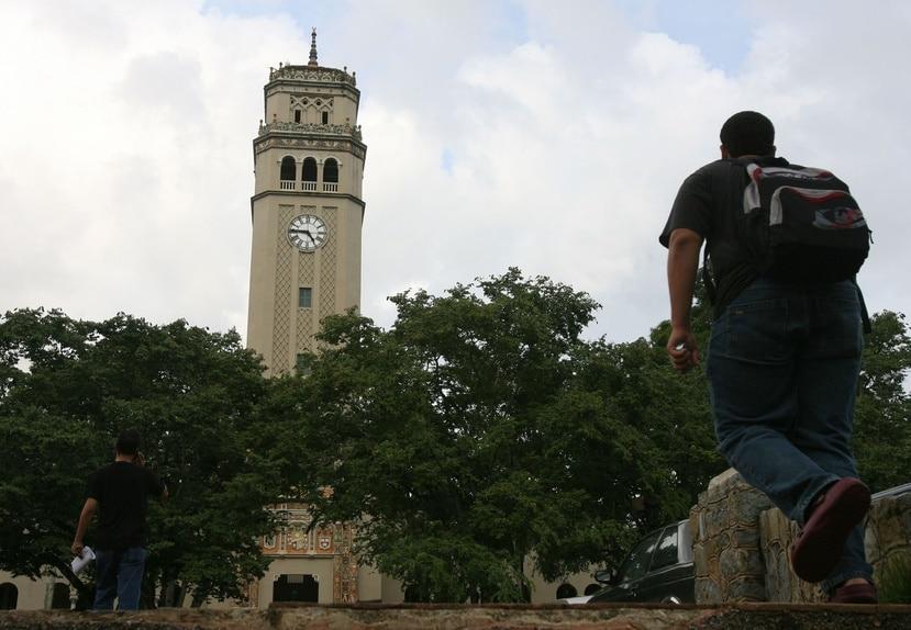 La administración universitaria aseguró que ya se han inspeccionado gran parte de sus estructuras para verificar que son seguras ante un nuevo sismo. (GFR Media)