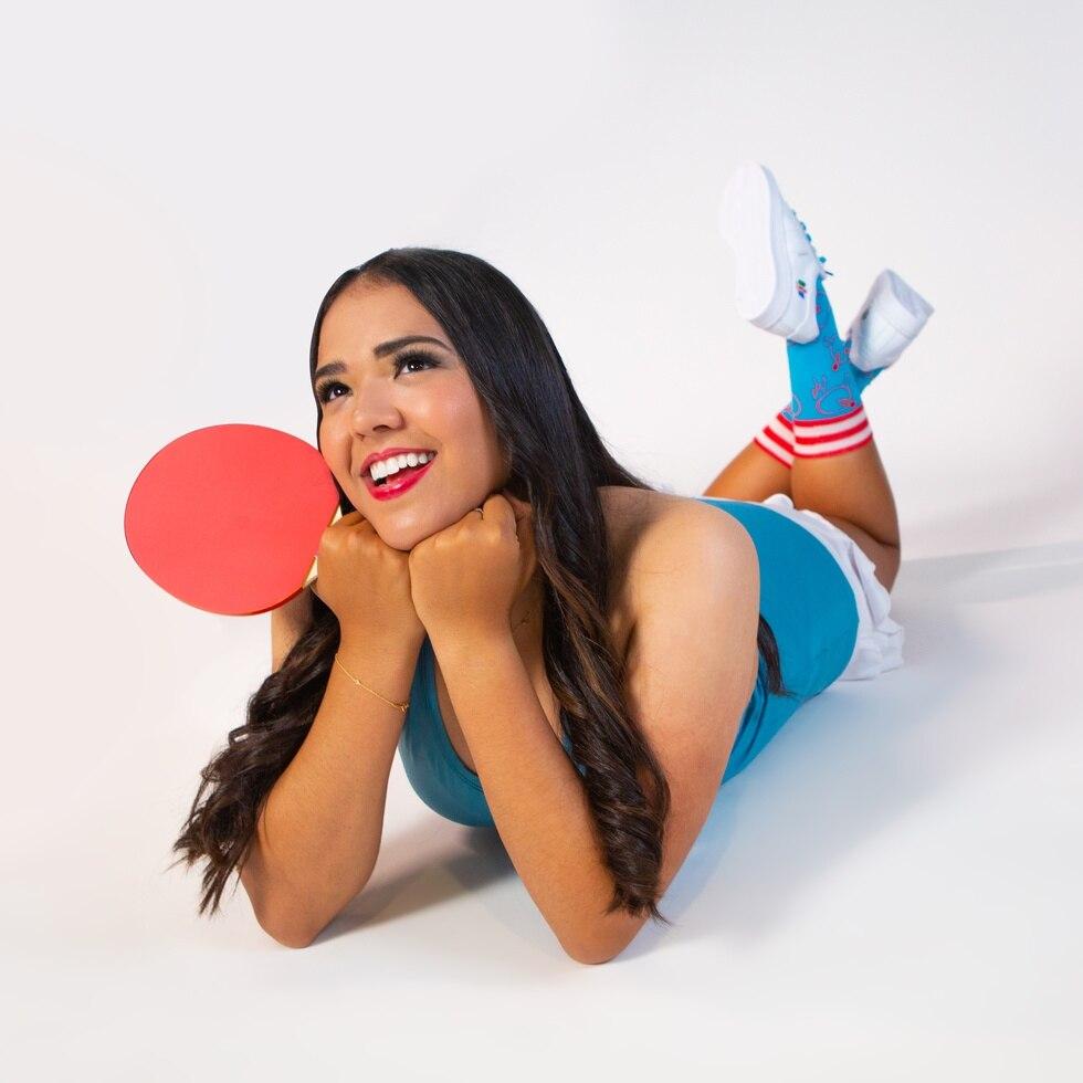 La atleta olímpica Adriana Díaz participará en los Juegos Olímpicos que se llevarán a cabo este verano en Tokio, Japón.