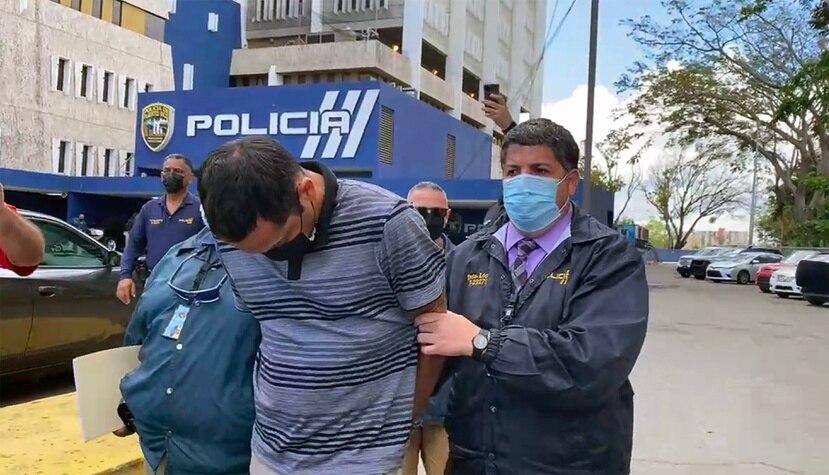 Miguel Ángel Ocasio Santiago permanece recluido en el Complejo Correccional de Bayamón.