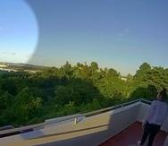 Meteoros y desechos espaciales en el cielo de Puerto Rico