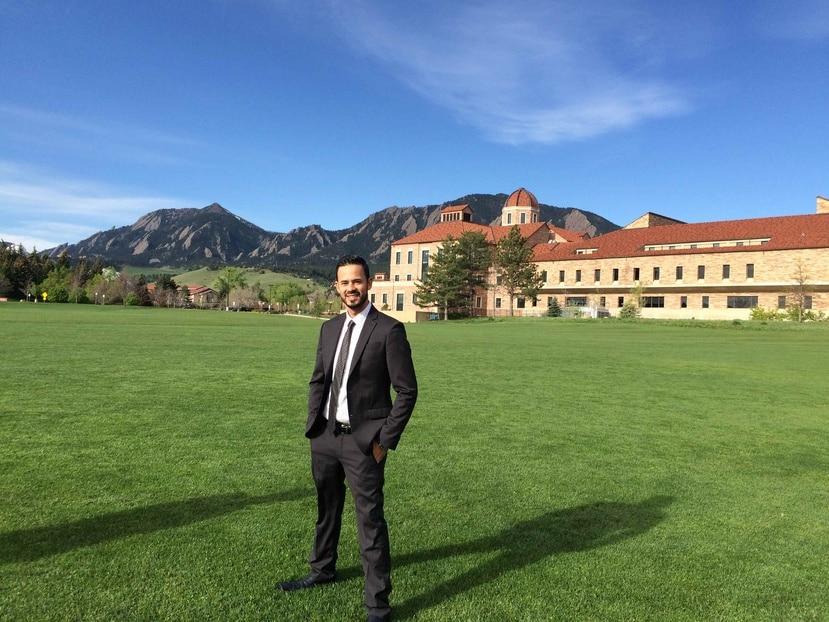 Daniel Schultz Cruz es el ingeniero supervisor principal en la División de Planificación y Estudios del Sistema de Distribución de la AEE. (Suministrada)
