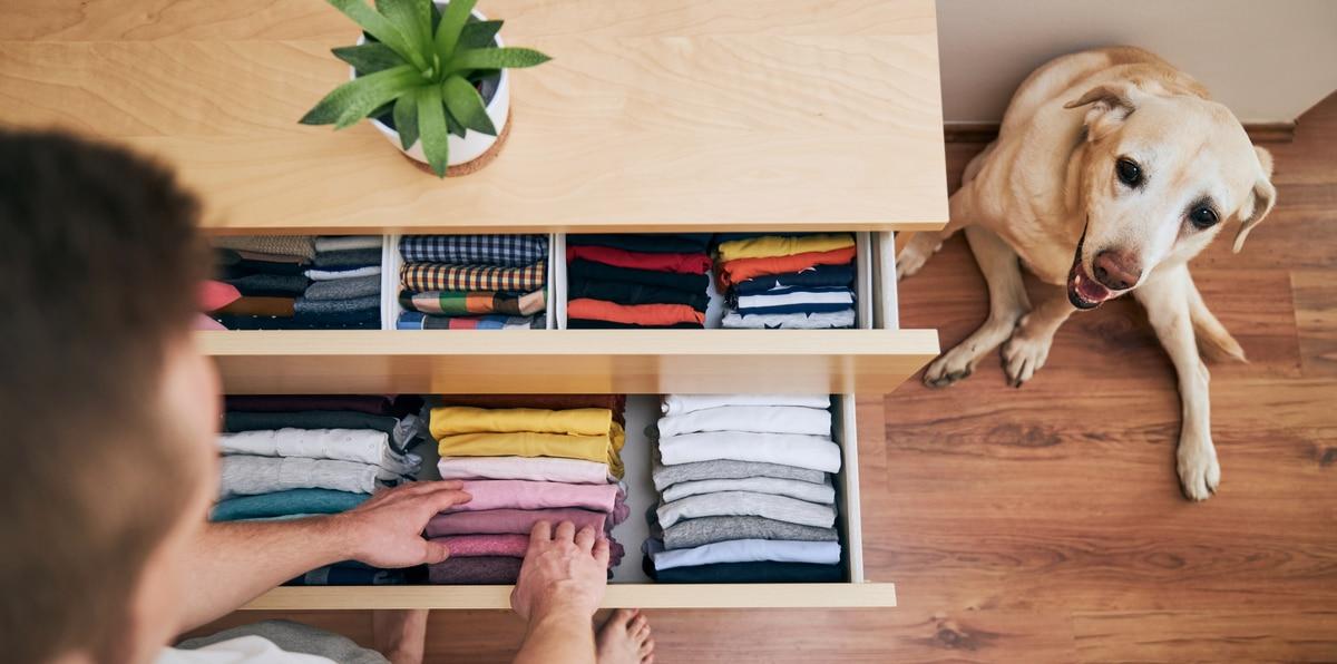 Ocho consejos para poner orden en el hogar