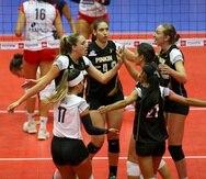 El torneo 2020 del Voleibol Superior Femenino inició en enero y fue detenido en marzo por la primera orden ejecutiva.