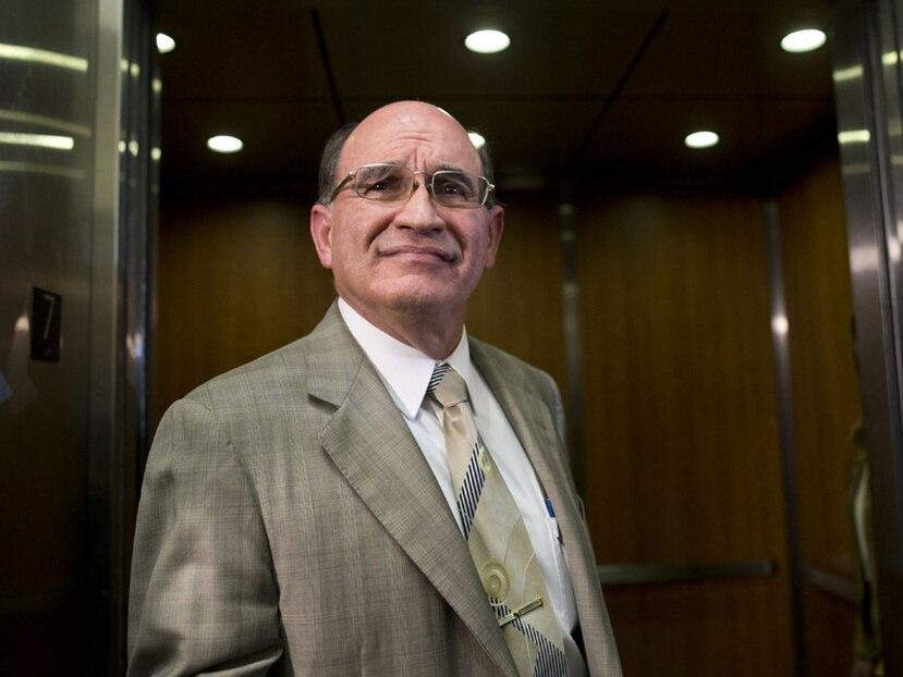 El abogado defensor Harry Padilla aseguró que apelarán el veredicto luego de la vista de sentencia pautada para el 6 de febrero. (tonito.zayas@gfrmedia.com)
