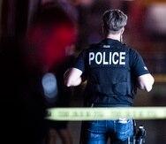 """El sospechoso alegó haber cometido el crimen """"porque estaba drogado."""