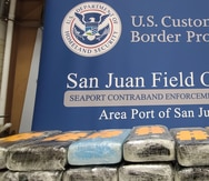 Autoridades federales incautan 39 kilos de cocaína encontradas en un buque de carga que atracó en San Juan