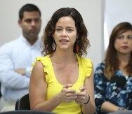 Ariadna Godreau, directora ejecutiva de Ayuda Legal.