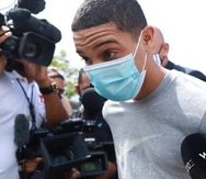 Aunque Jay O'Neill González fue colocado en cuarentena en la cárcel de Ponce, su abogado, Manuel Morales Schmidt dijo desconocer si se había contagiado con COVID-19.