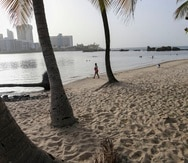 23 de Junio del 2020  recorrido por playas en  vispera de la noche de San Juan  condadodavid.villafane@gfrmedia.com