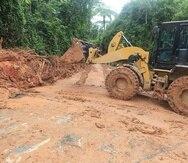 Persiste la preocupación por los deslizamientos en Utuado