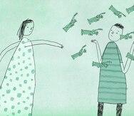 Se casó con una sociópata: yo