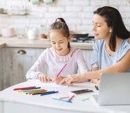 """Ante la pandemia, el """"homeschooling"""" puede ser una forma flexible para el desarrollo pedagógico de los niños."""