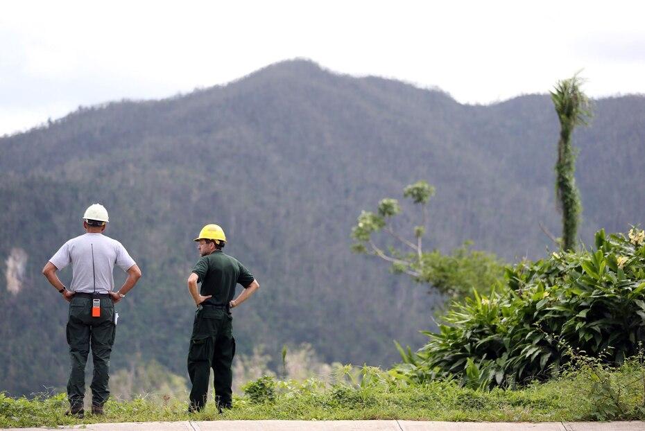 Hasta el 21 de enero, según datos del personal de finanzas de El Yunque, se habían invertido un total de $7,994,726.