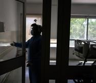 Hasta hoy, los hospitales cuentan con 176 camas de intensivo y 918 respiradores artificiales para adultos.