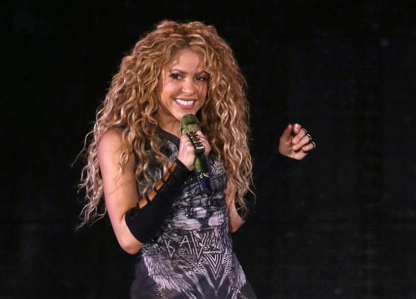 Shakira, de 44 años, negó haber actuado mal cuando rindió declaración en junio de 2019.