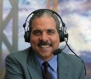 Ernesto Jerez lleva 25 años siendo voz del béisbol para ESPN.