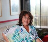 Carmen Nydia Velázquez sufre una fractura en uno de sus hombros