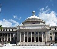 24 de junio de 2012/San Juan/  Capitolio de Puerto Rico, Casa de las leyes, edificio que alberga la Legislatura (Camara de Representantes y Senado)El Nuevo Dia/ Dennis M. Rivera Pichardo