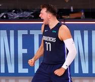 Luka Doncic establece récords y escribe los primeros capítulos de su leyenda en la NBA