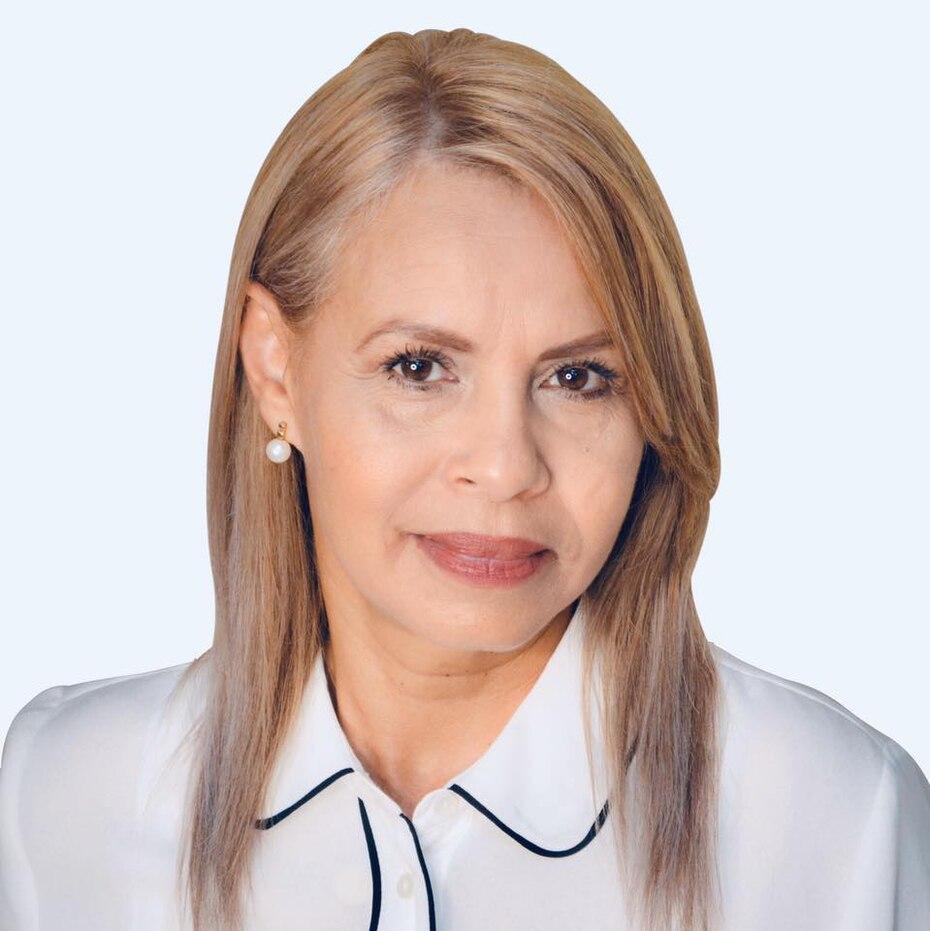 Elizabeth Rosa Vélez, del PPD, será senadora por el Distrito Senatorial de Arecibo.