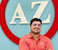 Andrés Zayas, CEO de AZ Foods.