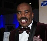 Steve Harvey es un actor, comediante, presentador de televisión, locutor de radio y autor estadounidense.
