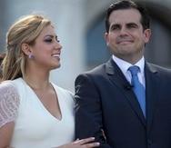 Beatriz y Ricardo Rosselló actualmente viven en Virginia.