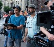 """Lin-Manuel Miranda revive las emociones de filmar """"In the Heights"""" en su vecindario"""
