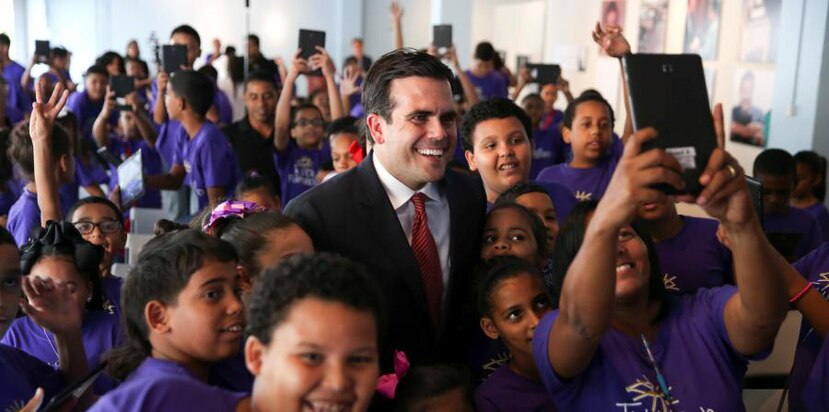 Yesterday, Rosselló stated that if the Government was granted federal funds from the Affordable Care Act, they would have extra money for the debt.