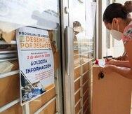 Según el DTRH, el seguro por desempleo regular se recibe por un máximo de 26 semanas, que equivalen a seis meses, por lo que quienes comenzaron a recibirlo en marzo ya están al final de ese periodo.