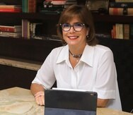María Eugenia Ferré Rangel participó del Women Economic Forum.