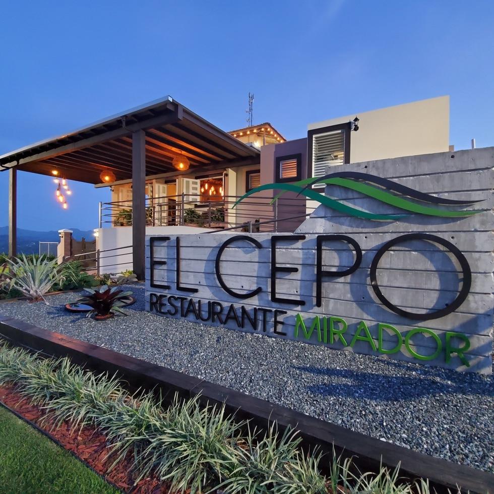 El Cepo Restaurante Mirador opera de jueves a domingo de 12:00 m. a 10:00 p.m.