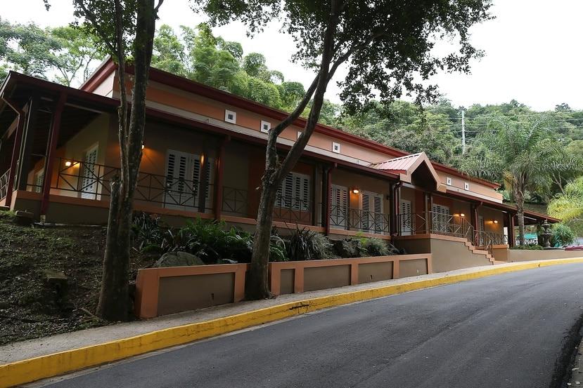 En la foto, la Empresa Municipal Área Recreativa Media Luna.