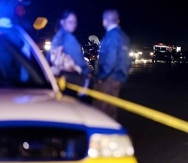 Imagen de archivo de un accidente de tránsito.