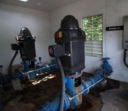 Pump stations allow the highest and remote communities to have water service. (GFR Media)