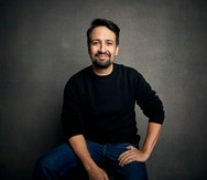 """El actor y dramaturgo Lin-Manuel Miranda, mantiene un contrato con Disney a la vez que aguarda el estreno de la versión fílmica de su musical """"In The Heights""""."""