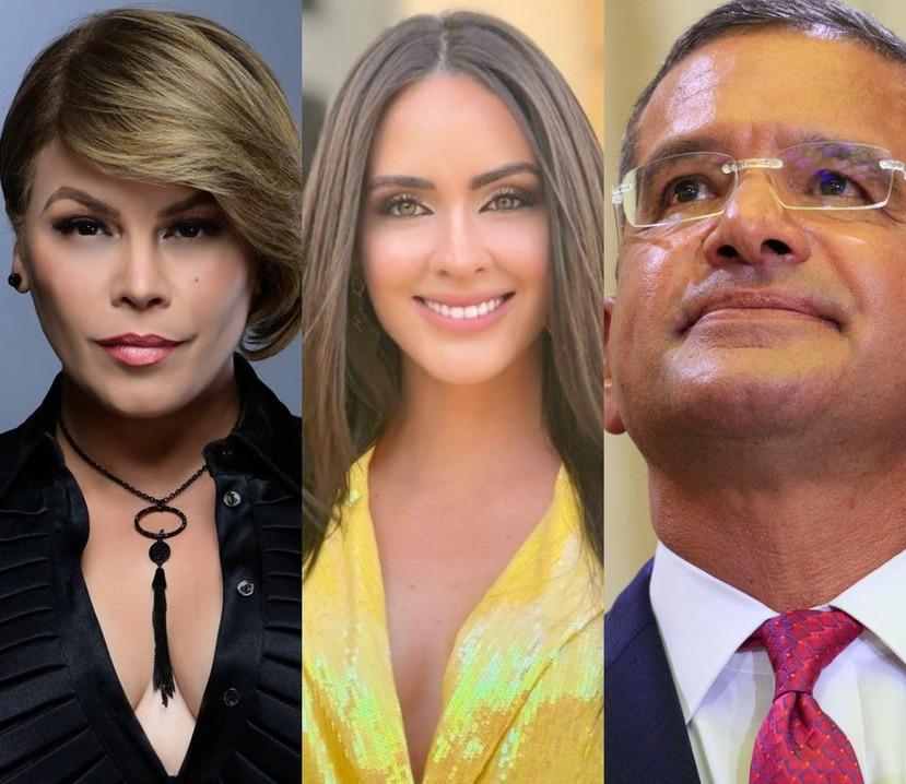 Figuras del entretenimiento y la política puertorriqueña destacaron los atributos de Estefanía Soto Torres.