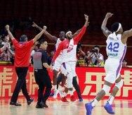 FIBA espera por el visto bueno del Comité Olímpico Internacional para anunciar la fecha exacta de los cuatro repechajes de baloncesto entre el 22 de junio y el 4 de julio de 2021. (EFE)