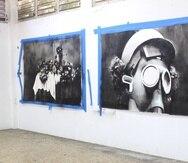 La obra de Gamaliel Rodríguez ha sido exhibida en importantes recintos de arte dentro y fuera de Puerto Rico.