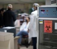 El agua causó daños a equipo médico como una máquina de Rayos-X, camas y demás maquinaria y dispositivos tanto en la Unidad de Trauma como en la sala de emergencias.
