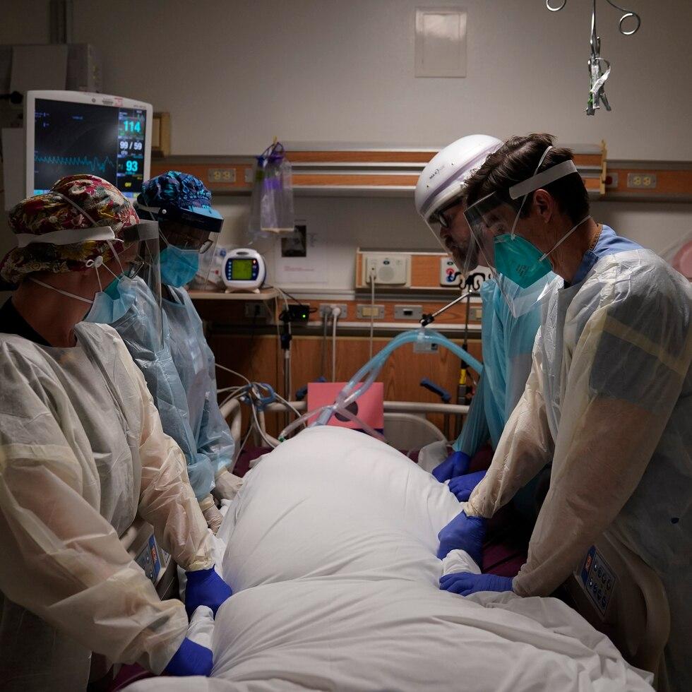 Un hombre de 36 años es una de las 11 nuevas víctimas mortales del COVID-19