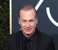 """Bob Odenkirk alcanzó la fama por el papel del abogado Saul Goodman en la aclamada serie """"Breaking Bad"""" (2008-2013)."""