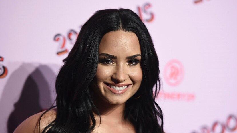 Demi Lovato ha reconocido su adicción a las drogas. (AP)