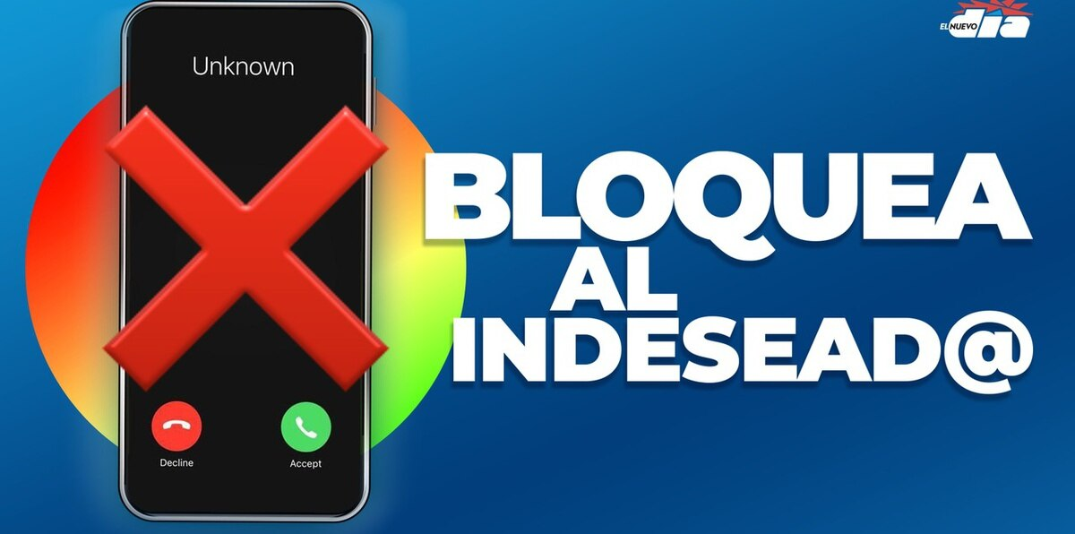 ¿Cómo bloqueo llamadas indeseadas o peligrosas?