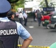 El cuerpo de Gean J. Álamo Meléndez, de 24 años, fue encontrado en la noche del 12 de agosto.
